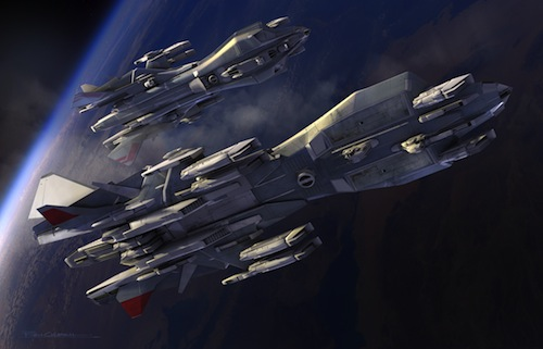 Star Citizen: Retaliator