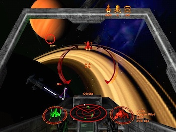 StarLancer Screenshot