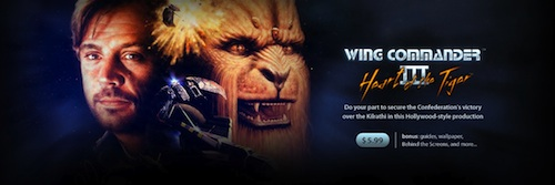 Wing Commander 3 bei GOG